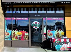 Custom Window Display Vinyl